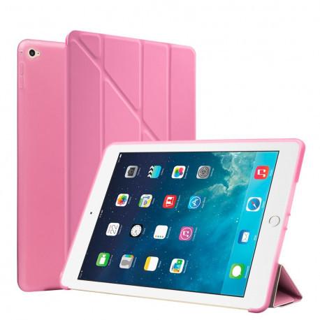 """Чехол smart case силиконовый для iPad Air 3 10.5"""" (2019) Розовый"""