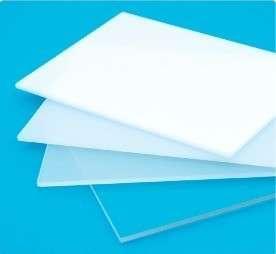 Акрил екструдований Plexima, молочний, 3 мм, лист 3050х2050мм