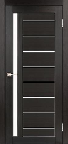 Двери KORFAD VND-02 Полотно+коробка+1 к-кт наличников, эко-шпон, фото 2
