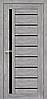 Двери KORFAD VND-02 Полотно+коробка+1 к-кт наличников, эко-шпон, фото 4