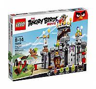 Конструктор Lego 75826 Лего Angry Birds King Pig Castle 859 деталей