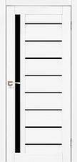 Двери KORFAD VND-02 Полотно+коробка+2 к-та наличников+добор 100мм, эко-шпон, фото 2