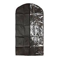 Чехол для одежды c прозрачной вставкой Top Pack 60х100см