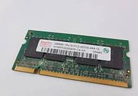 Оперативная память для ноутбука Sodimm DDR2 256mb, pc4200, 5300 (Hynix, Samsung, Kingston...) бу