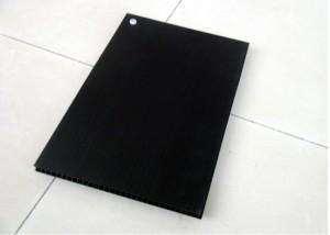 Акрил екструдований Plexiglas, чорний, 3 мм, лист 3050х2050мм