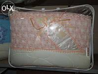 """Детский постельный комплект белья """"Bonna Lux"""", Персик, фото 1"""