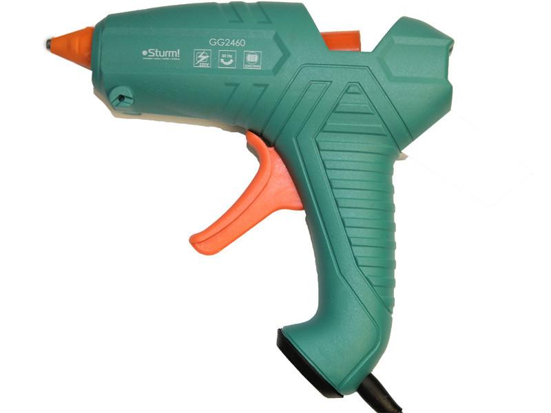 Пистолет клеевой Sturm, блистер GG2460