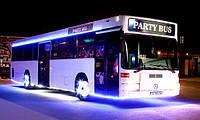 Лимузин автобус Party Bus Vegas пати бас