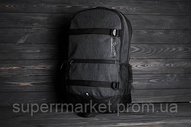Спортивный рюкзак, темно-серый