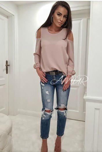 Стильна жіноча блуза (в кольорах)