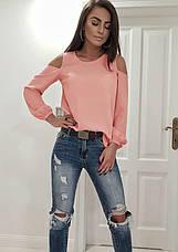 Стильна жіноча блуза (в кольорах), фото 3