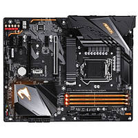 Материнська плата Gigabyte Z390 AORUS ELITE Gigabyte Z390 AORUS ELITE Black