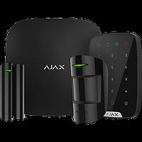 Комплект сигнализации Ajax StarterKit + Keypad black