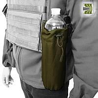 """Підсумок під пляшку розкладний """"Балістика"""" ППР1 олива, фото 1"""