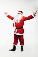 Санта Клаус мужской карнавальный костюм \ размер универсальный \ BL - ВМ266