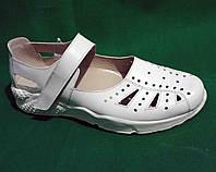 Ортопедические женские туфли  295