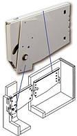 Механизм  для шкаф-кровати MLA107
