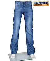 Джинсы мужские легкие летние, синие.30 размер