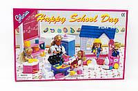 """Кукольная мебель Gloria (9877) """"Веселая школа"""""""