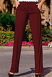 Классические женские летние брюки 42-60р, фото 2