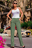 Классические женские летние брюки 42-60р, фото 7
