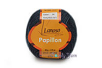 Lanoso Papillon, Графит меланж №24