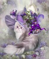 Новый 3D DIY алмаз живопись кошка духовное картина маслом пастырской torre eiffel декор вы