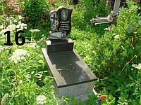 Дитячий пам'ятник намогилу 3D різьба із граніту
