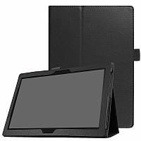 """Чехол книжка для Lenovo Tab 4 10 TB-X304 / Tab 4 10 Plus TB-X704 10.1"""" TTX Leather Book Черный"""
