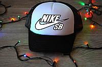Кепка cap Nike SB свой логотип принт реплика , фото 1