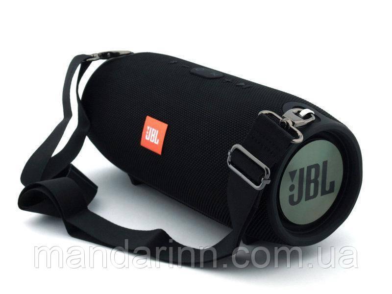 Портативная колонка JBL Xtreme, черная. Большая.