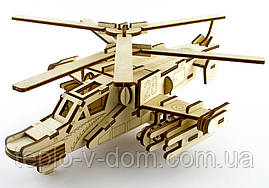 "3D Іграшка-конструктор  ""Гвинтокрил Хокум"""