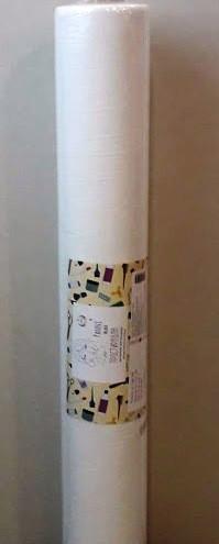 Одноразовая простынь из нетканого материала,спанбонд в рулоне 60/100 м. белая.