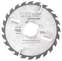 CMT 300x80x2,7x24 пильный диск для многопила с тонким пропилом,продольный рез