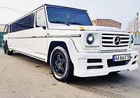 Лимузин кубик Mercedes G-class Gelandewagen