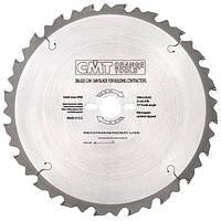 Пильный диск CMT 300x30x3,2x72  хромированный универсальный на циркулярку, формато-раскроечный