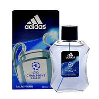 Чоловіча туалетна вода Adidas UEFA Champions League Edition 100ml, фото 1