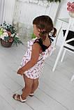 "Летний детский сарафан ""Колибри"" от 2 до 3 лет, фото 2"