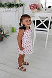 "Летний детский сарафан ""Колибри"" от 2 до 3 лет, фото 3"