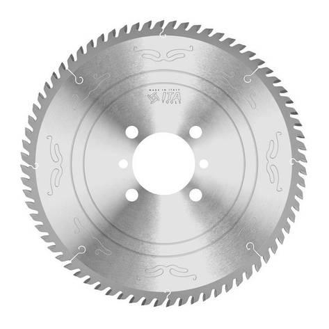 Пильный диск CMT 380x60x4,8x72  для пильных центров, фото 2