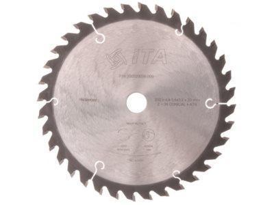 Пильный диск CMT 200x20x4,4-5,6x36 пильные диски подрезные однокорпусные трапецевидные
