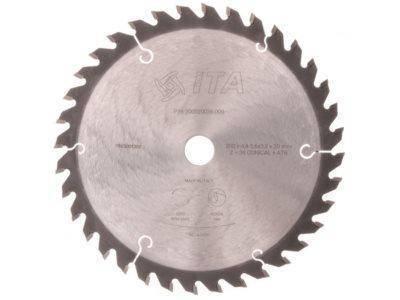 Пильный диск CMT 200x20x4,4-5,6x36 пильные диски подрезные однокорпусные трапецевидные, фото 2