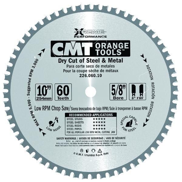 355x25,4x2,2x72 пила дисковая для металла сухой рез