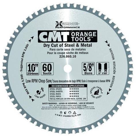 355x25,4x2,2x72 пила дисковая для металла сухой рез, фото 2