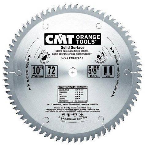 Пильный диск CMT 30x3,2  формато-раскроечный для твердых материалов, фото 2