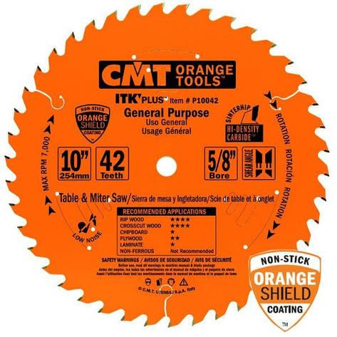 Пильный диск CMT 210x30x1,8x36  тонкий проипил,поперечный рез,торцовочный,циркулярный станок, фото 2
