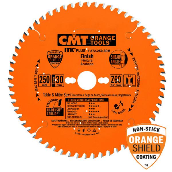 Пильный диск CMT 150x20x1,5x40  тонкий проипил универсальный