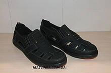 Туфли мужские   41-45 р черные Pilot(Львов) арт 27