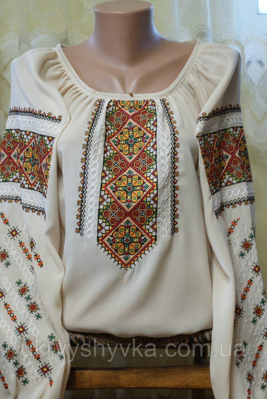 da51e105ea528c Вишита блуза