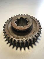 Шестерня привода лебідки трактора ТДТ 55. 55-12-13